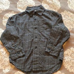 Boys BabyGap button down shirt